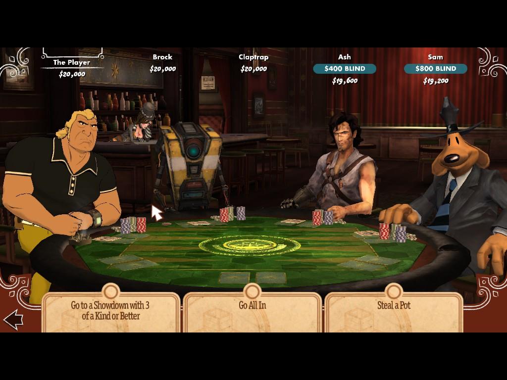 Poker Night 2 Insert Gambling Pun Here  Game Wisdom