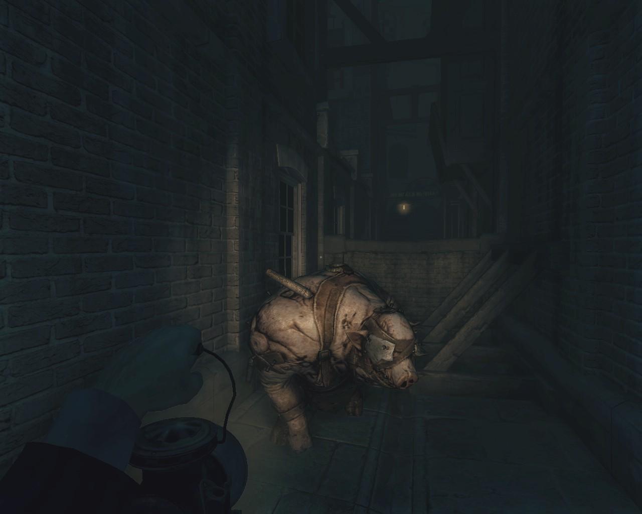 Failed Horror  Amnesia a Machine for Pigs  Game Wisdom