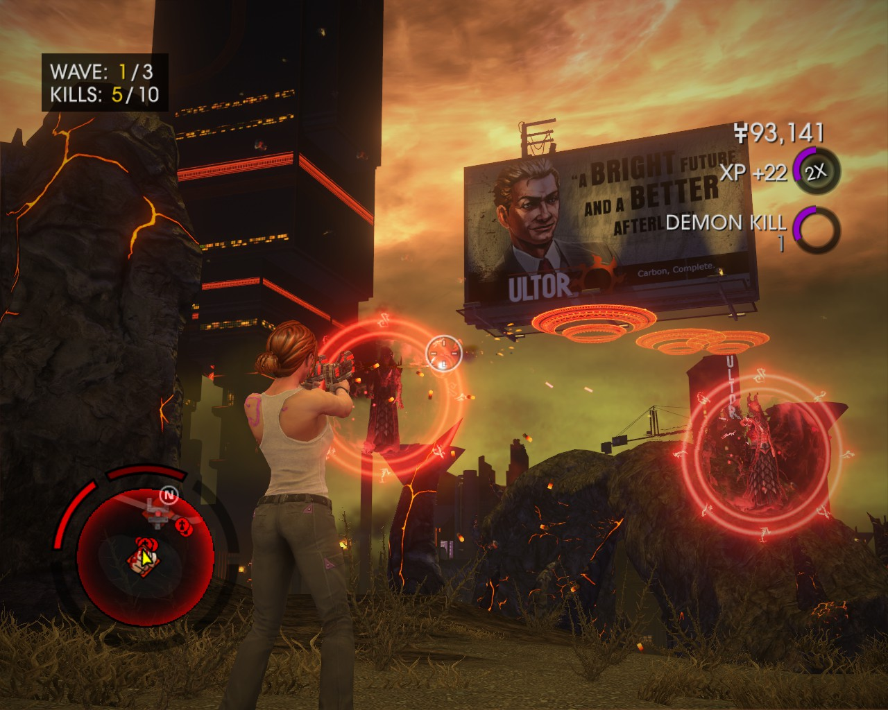 Saint's Row Gat out of Hell - Not so Devilish Details - Game Wisdom