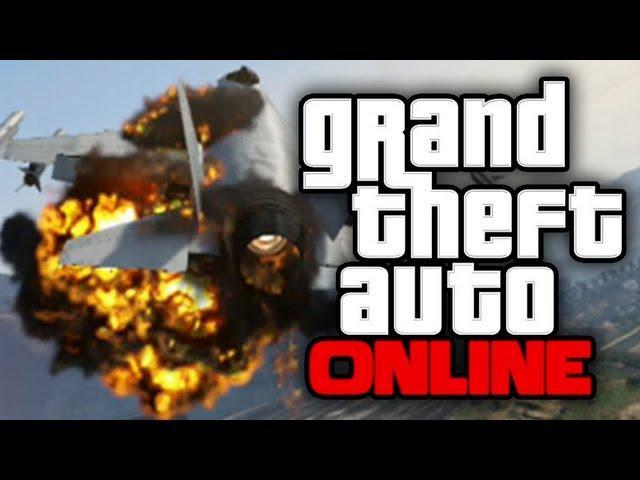 (Grand Theft Auto V Funny Moments