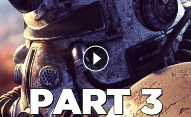 Fallout 76 Walkthrough Gameplay Part 3 Machine Event