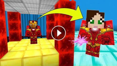 minecraft superhero tycoon build