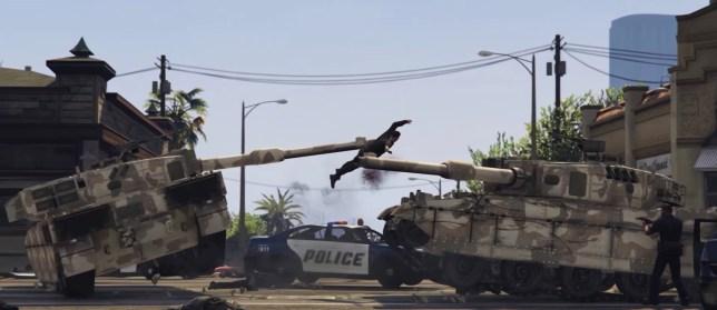GTAONline TankBest 02