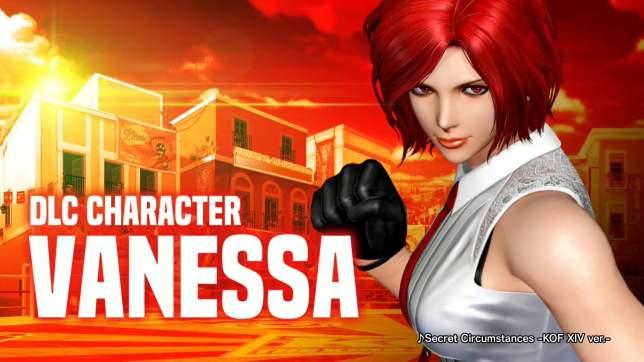 KOF14 Vanessa 04