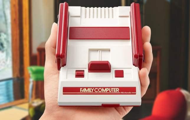 Nintendo classic discon
