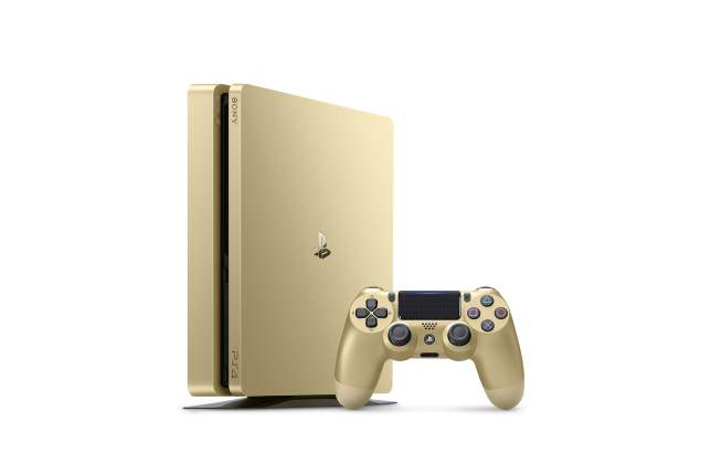 PS4 Gold Silver 06