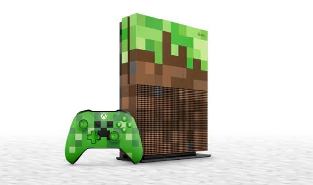 Xboxone minecrafte 01