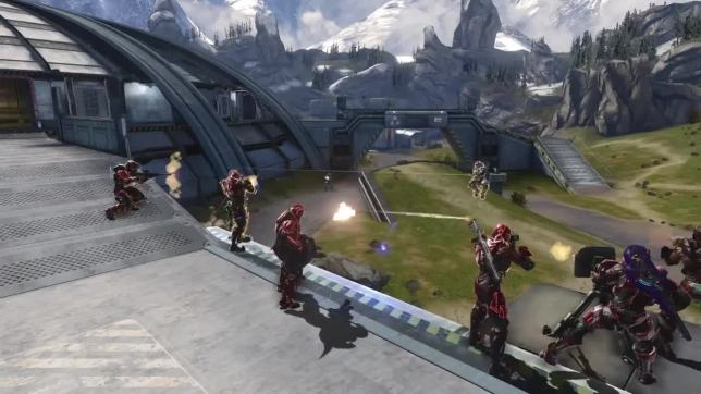 Halo Online Gameplay 05