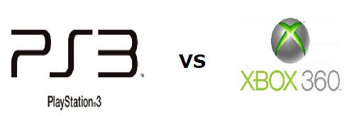 Playstation3 vs Xbox360