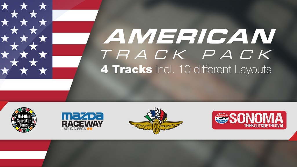 RaceRoom: Track packs updated and more