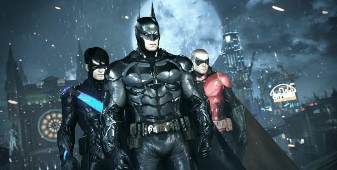Concours Batman Arkham Knight