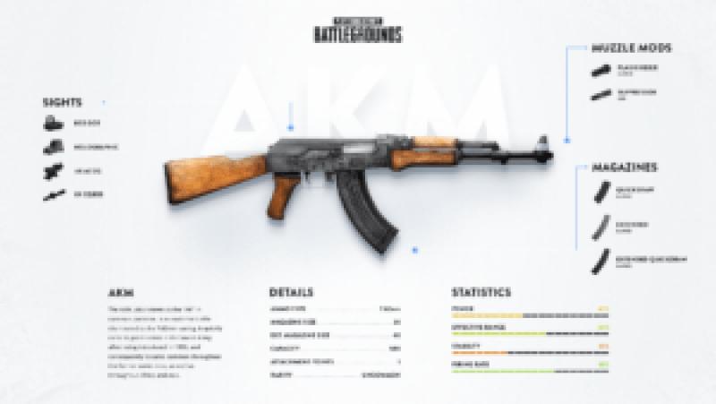 Armes Accessoires PlayerUnknowns Battlegrounds Comment Survivre