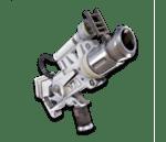 pistolet mitrailette