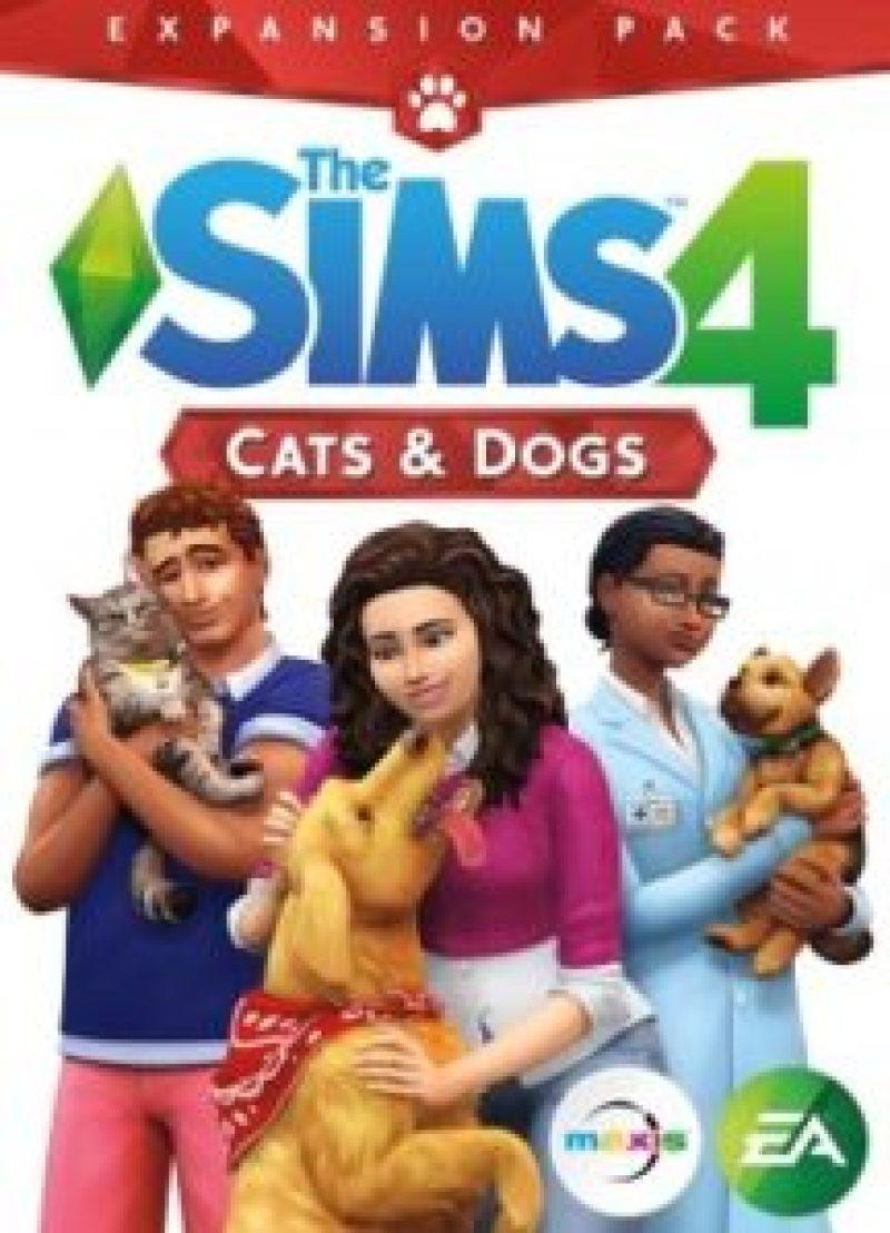 Sortie | Jeux vidéo sur PS4 en Novembre 2017 les sims 4 chiens et chats