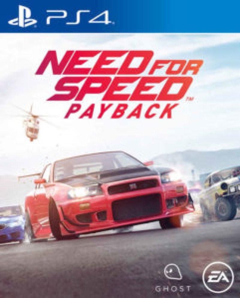 Sortie | Jeux vidéo sur PS4 en Novembre 2017 need for speed payback