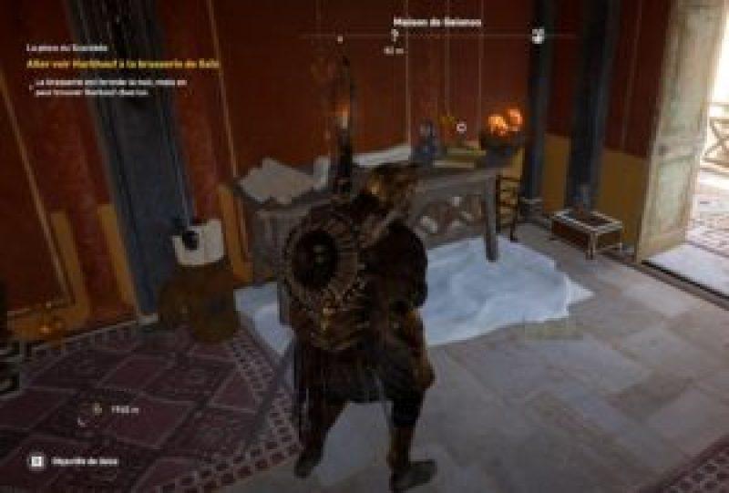 Assassin's Creed Origins - Emplacement Des Énigmes Papyrus