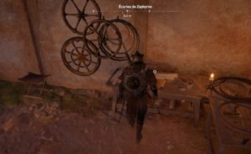 Assassin's Creed Origins - Emplacement Des Énigmes Papyrus Impasse Solution