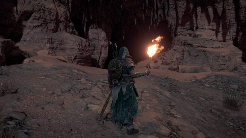 Assassin's Creed Origins Tombe Tomb Bayek Aya
