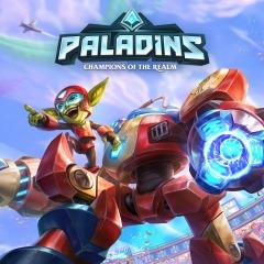 paladins playstation store mai 2018
