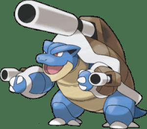Soluce, emplacement des pokemon de Pokemon let's go evoli/ pikachu, astuce de capture, pokedex, méga-tortank