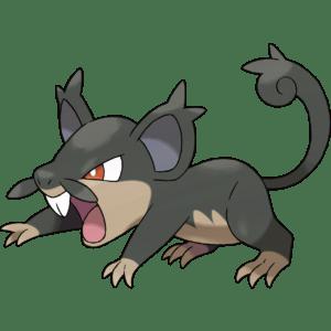 Soluce, emplacement des pokemon de Pokemon let's go evoli/ pikachu, astuce de capture, pokedex, rattata forme d'alola
