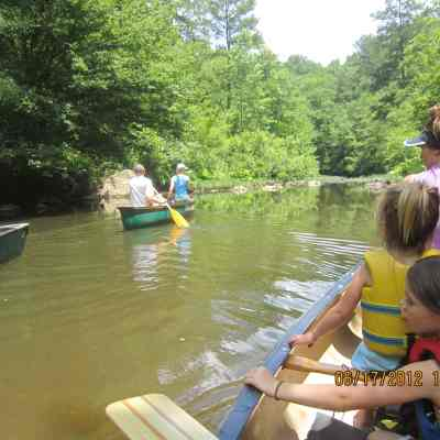 Father's Day Canoe Trip