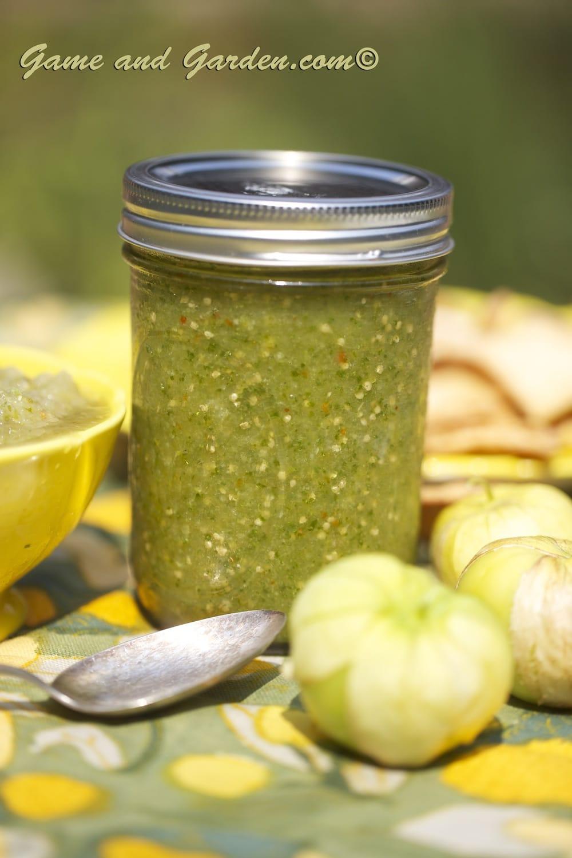 Stacy's Homemade Salsa Verde