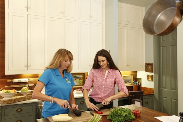 Cooking with Cheryl Lange