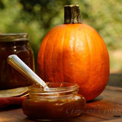 Spiced Pumpkin Butter Recipe