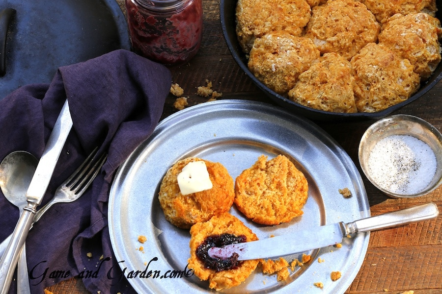 Southern Sweet Potato Biscuits You Will Love!