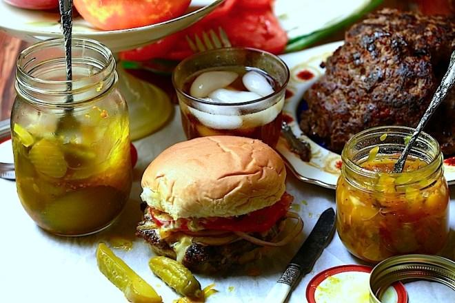 Venison or Lamb Hamburgers are a Foodie's fantasy!