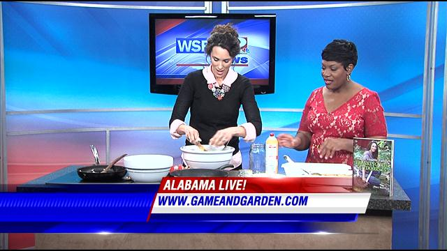 Stacy Lyn Harris on WSFA News Live