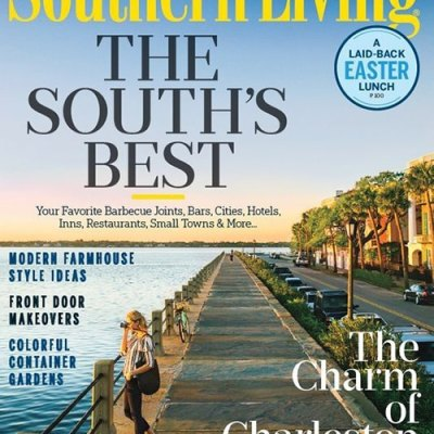Southern Living Magazine, April 2017