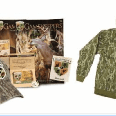Mossy Oak Gamekeepers Membership & Old School Jacket Giveaway