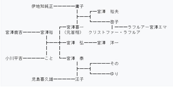 宮澤エマとダイゴ(DAIGO)の関係がスゴい!家系図や結婚相手・手話や歌唱力は? | えんためにゅーす