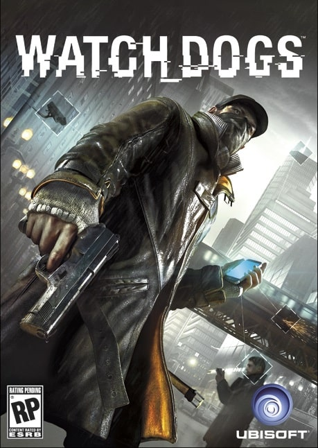 Watch Dogs cover ufficiale