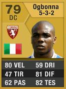 Carta Oro - FIFA Ultimate Team