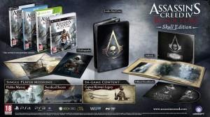 Assassin's Creed IV: Black Flag Skull Edition