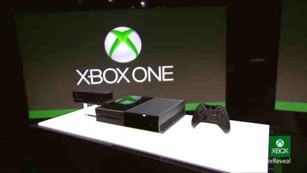 E3 2013: Xbox one