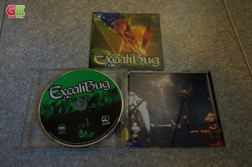 CD Excalibug