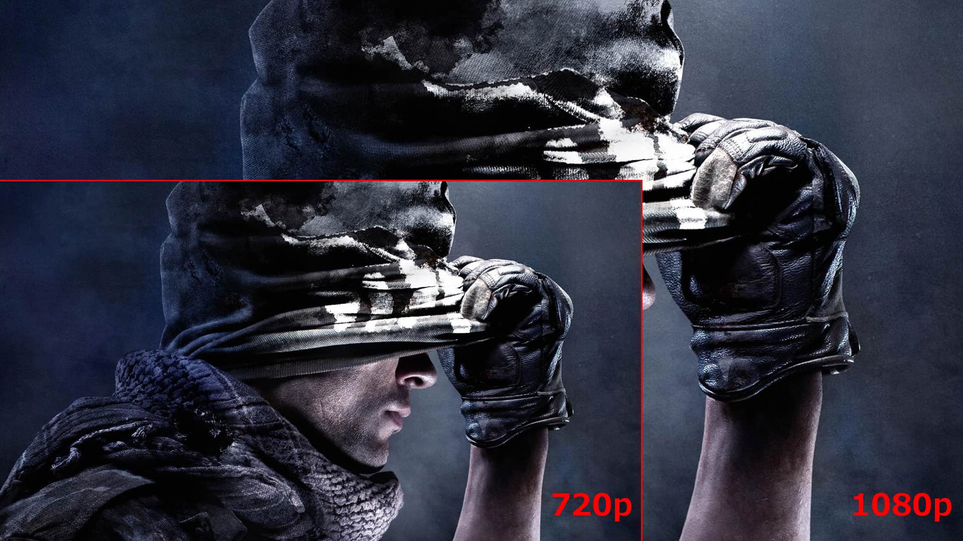 Conferma ufficiale cod ghosts a 720p su xbox one a 1080p su ps4 gameback - 1366x768 is 720p or 1080p ...