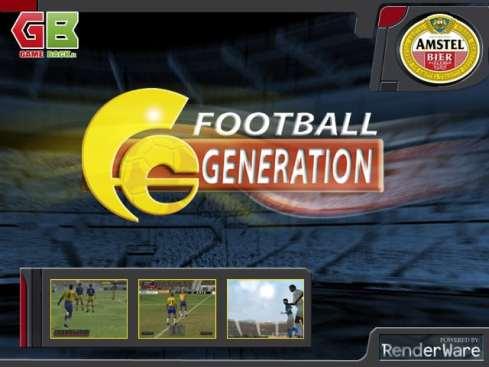 Football Generation (Trecision) schermata caricamento
