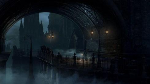 Bloodborne screenshot gamescom 2014 1