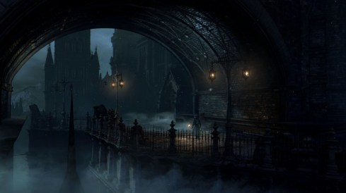 Bloodborne screenshot gamescom 2014 1