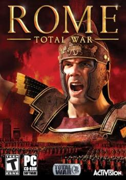 Rome total war cover
