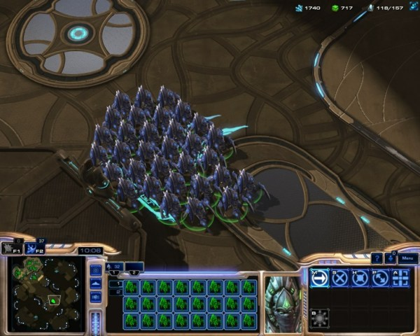 Starcraft 2 Legacy of the Void screenshot 4