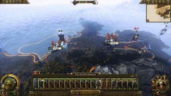 Total War Warhammer agenti