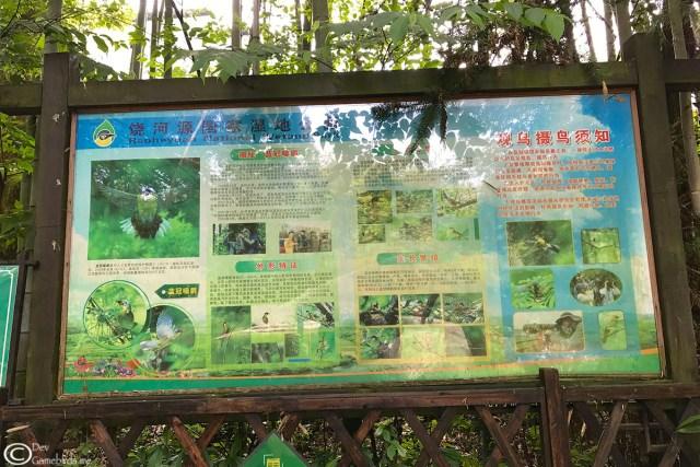 Wuyuan Raoheyuan National Wetland Park