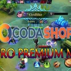 Codashop Pro Premium Mobile Legends
