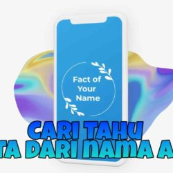 Fact of your name bahasa Indonesia
